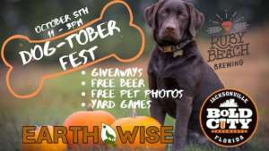 EarthWise Pet Dog-tober Fest