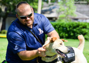 Give Back through K9s For Warriors