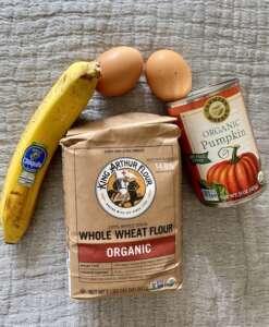 Pumpkin Treat Ingredients