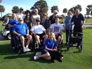 Brooks Adaptive Golf